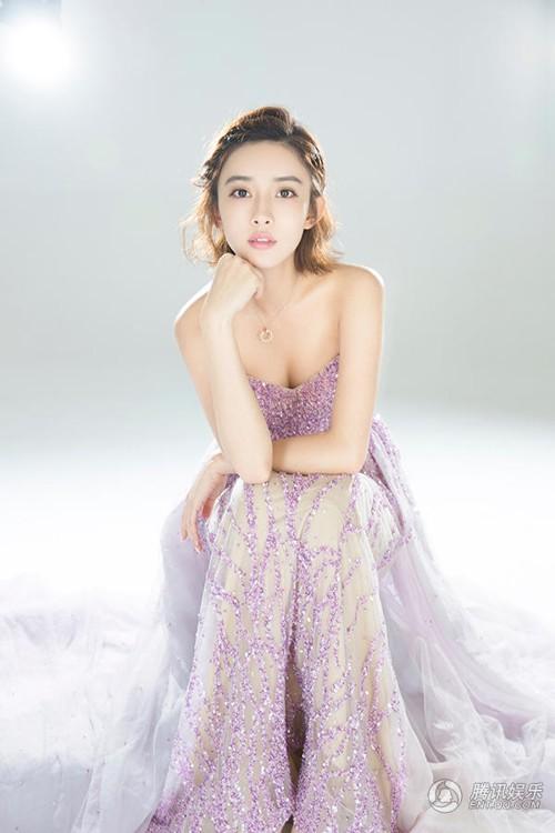 孟子义变身时尚小公主